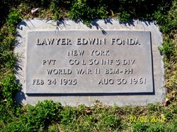 PVT Lawyer Edwin Fonda