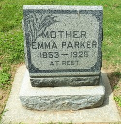 Emma <I>Owings</I> Parker