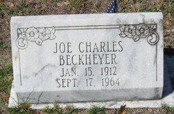 Joe Charles Beckheyer