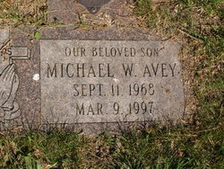 "Michael W. ""Mike"" Avey"