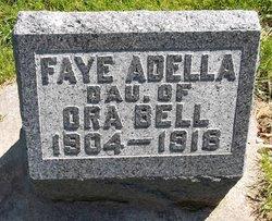 Faye Adella Bell