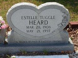Estelle <I>Tuggle</I> Heard