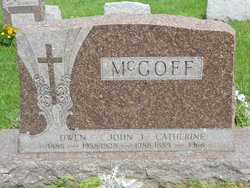 Owen F. McGoff