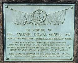 Col Israel Angell
