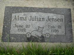 Alma Julian Jensen