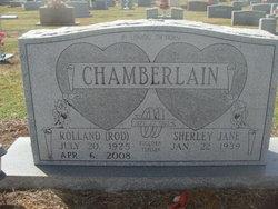 Sherley Jane <I>Spitler</I> Chamberlain