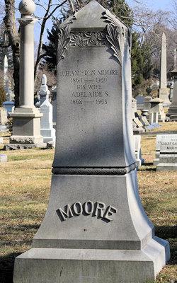 Adelaide <I>Stone</I> Moore
