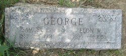 Clara Elon <I>Willey</I> George