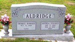 Anthea <I>Stuckey</I> Aldridge