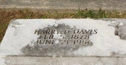 Harry Dreese Davis