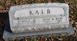 Rose M. <I>Wipke</I> Kalb