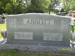 Lala <I>Mooney</I> Abbott