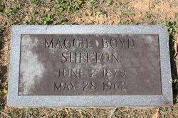 "Mary Margaret ""Maggie"" <I>Dolen</I> Shelton"