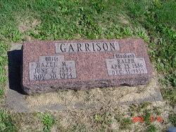 Hazel Mae <I>Wood</I> Garrison