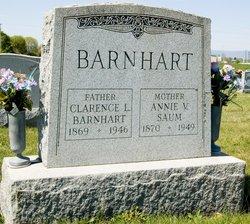 Annie V. <I>Saum</I> Barnhart