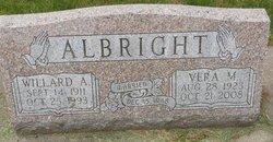 Willard Arthur Albright
