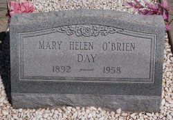 Mary Helen <I>O'Brien</I> Day Dykes