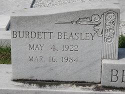 Burdett Beasley