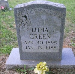 Litha E. <I>Wheat</I> Green