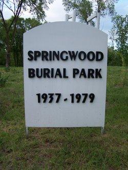 Springwood Burial Park