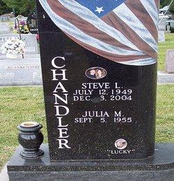 Steve Lynn Chandler