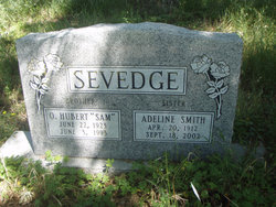 Adeline Smith Sevedge