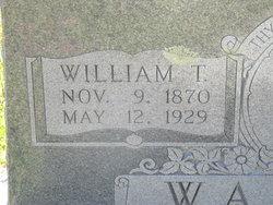 "William Thomas ""Bud"" Watson"