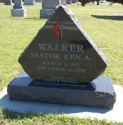 Rev Ken Allen Walker
