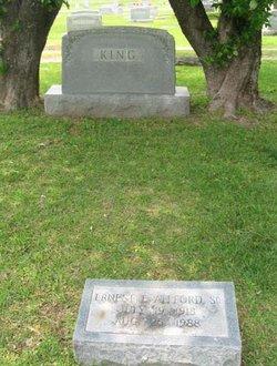 Kathleen <I>King</I> Allford