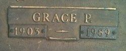 Grace P Alburty
