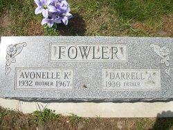 Avonelle K. Fowler
