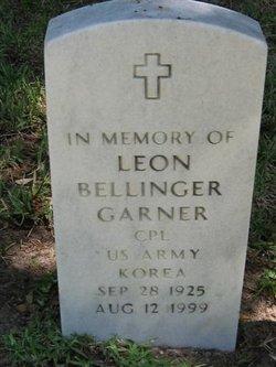 Leon Bellinger Garner