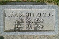 Margaret Luna <I>Scott</I> Almon