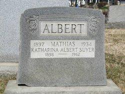 Mathias Albert