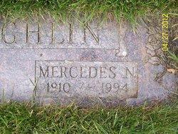 "Mercedes Nell ""Mernie"" <I>Rance</I> Laughlin"