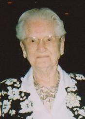 Mary Isabel <I>Powell</I> Holman