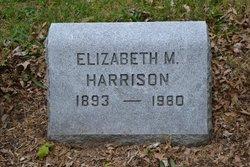 Elizabeth M Harrison