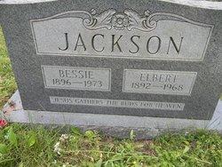 Bessie <I>Howard</I> Jackson