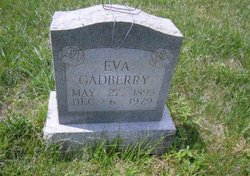 Eva <I>Campbell</I> Gadberry