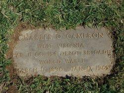 Charles Ora Cameron