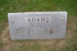 "Bill ""Willys"" Adams"
