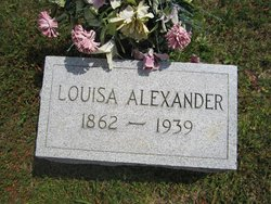 Louisa Alexander