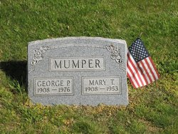 George Porter Mumper, Sr