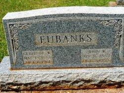 Gertrude W. Eubanks