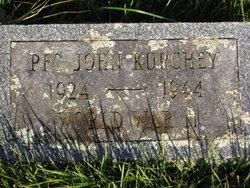 PFC John Kurchey