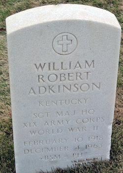 William Robert Adkinson