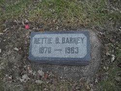 Nettie Louise <I>Bunker</I> Barney