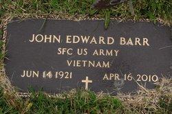 John E. Barr
