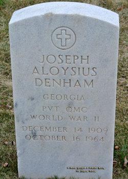 Joseph Aloysius Denham