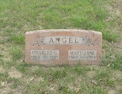 Mrs Mary Jane <I>Bernand</I> Angel